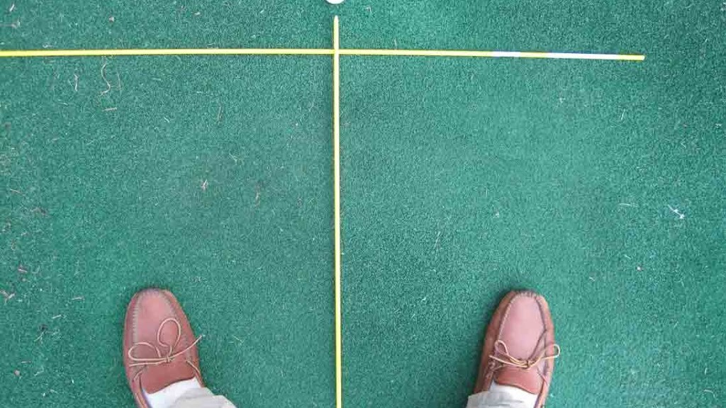 how to hit a golf ball cleanly every time