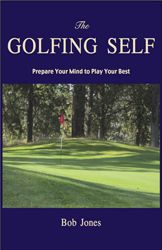 The Golfing Self book cover